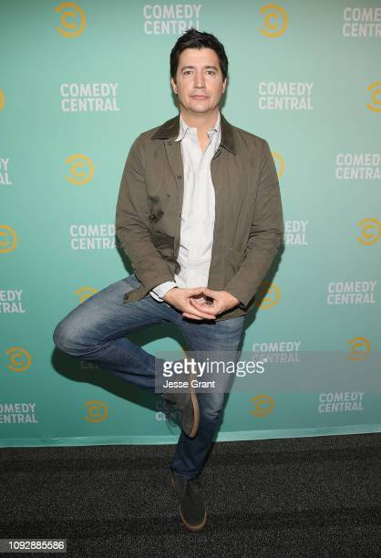 Ken Marino attends the 2019 Comedy Central Press Day on January 11 2019 in Hollywood California