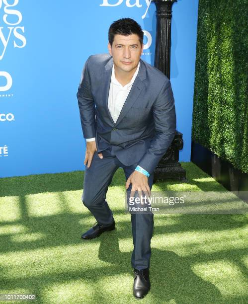 Ken Marino attends the Los Angeles premiere of LD Entertainment's 'Dog Days' held at Westfield Century City on August 5 2018 in Century City...