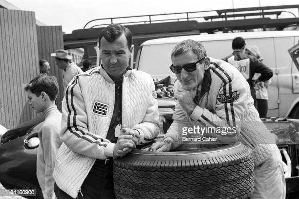 Ken Miles, 1000 Km of Monza, Autodromo Nazionale Monza, 25 April 1965.
