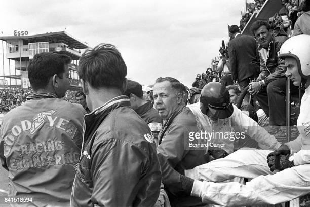Ken Miles Bruce McLaren 24 Hours of Le Mans Le Mans 19 June 1966
