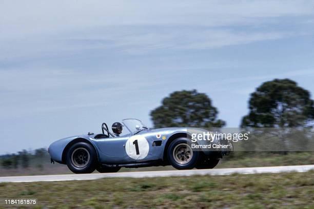 Ken Miles, Shelby Cobra 427, 12 Hours of Sebring, Sebring International Raceway, 21 March 1964.