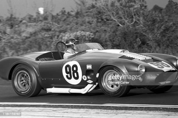 Ken Miles Shelby Cobra 427 Nassau Speed Week Nassau 12 June 1964