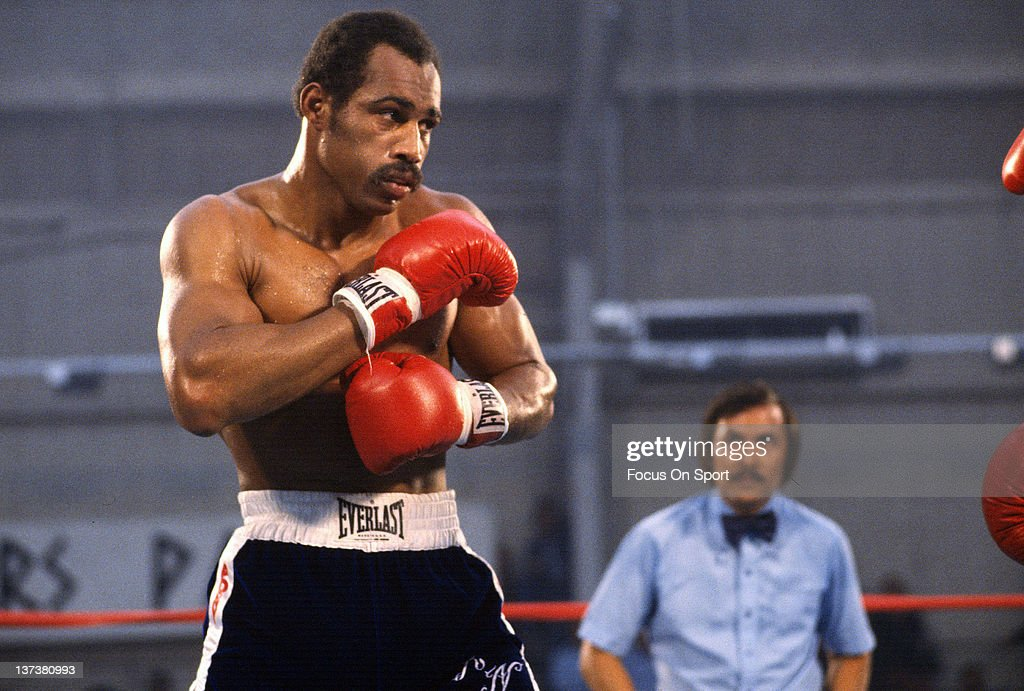 Ken Norton fights Jimmy Young in an Eliminator WBC heavyweight fight November 5, 1977 at Caesar's Palace in Las Vegas, Nevada. Norton won the fight in a fifteen round split decision.