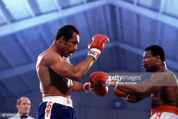 Ken Norton Larry Holmes boxing at Caesars Palace June 9 1978
