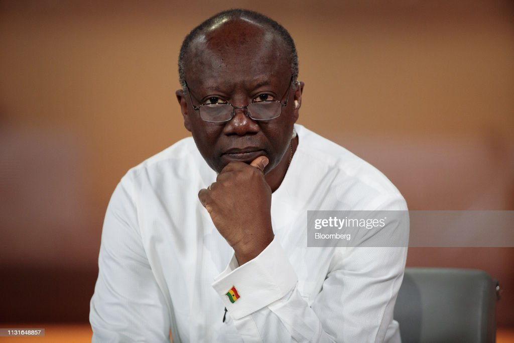 GBR: Ghana Finance Minister Ken Ofori-Atta Interview