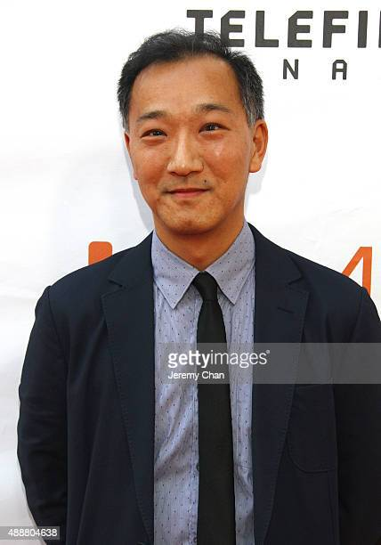"""Ken Ono attends the """"The Man Who Knew Infinity"""" premiere during the 2015 Toronto International Film Festival at Roy Thomson Hall on September 17,..."""
