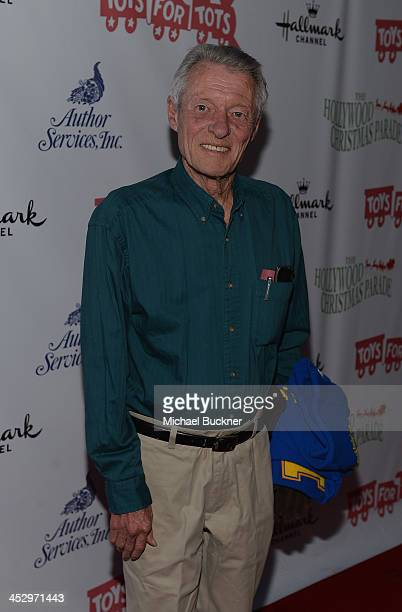 Ken Osmond arrives at the 82nd Annual Hollywood Christmas Parade on Hollywood Blvd. On December 1, 2013 in Hollywood, California.