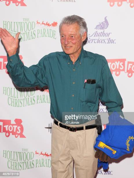 Ken Osmond attends the Hollywood Christmas Parade benefiting Toys For Tots foundation on December 1, 2013 in Hollywood, California.
