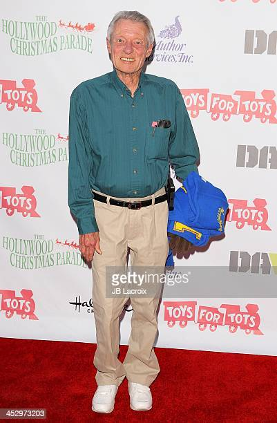 Ken Osmond attends the Hollywood Christmas Parade benefiting Toys For Tots foundation on December 1 2013 in Hollywood California