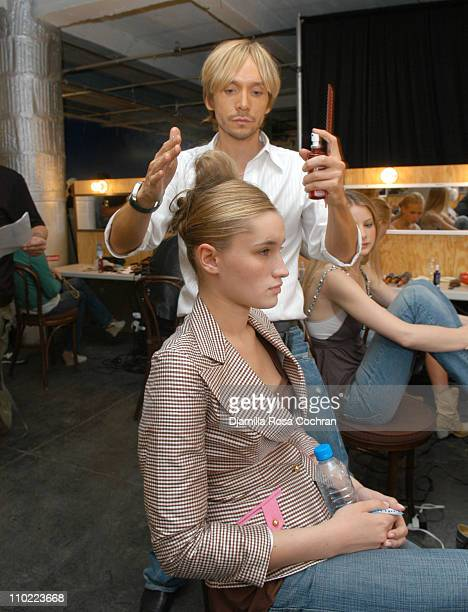 Ken Paves and Zhanna during Gotham Magazine Sponsors The Smile Collection to Benefit Operation Smile at Waterfront in New York City New York United...