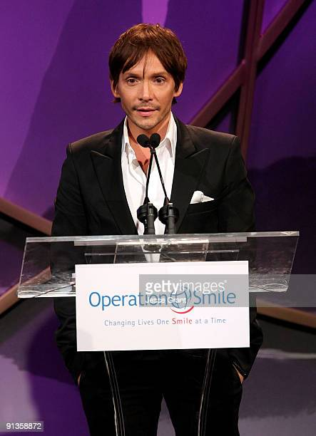 Ken Paves attends the Operation Smile's 8th Annual Smile Gala at The Beverly Hilton Hotel on October 2 2009 in Beverly Hills California