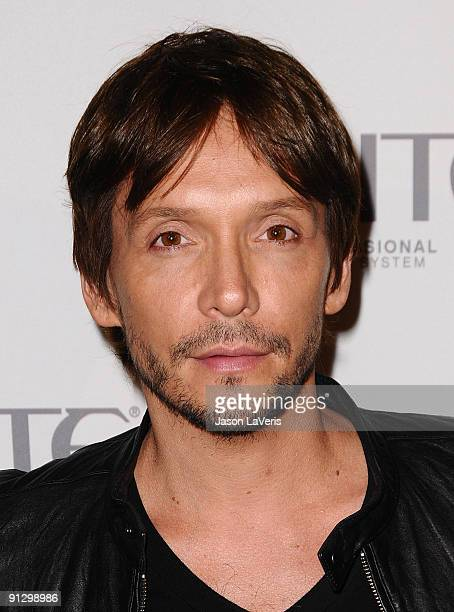 Ken Paves attends UNITE Unveiled Gen Art's Fresh Faces In Fashion at SkyBar on September 29 2009 in West Hollywood California