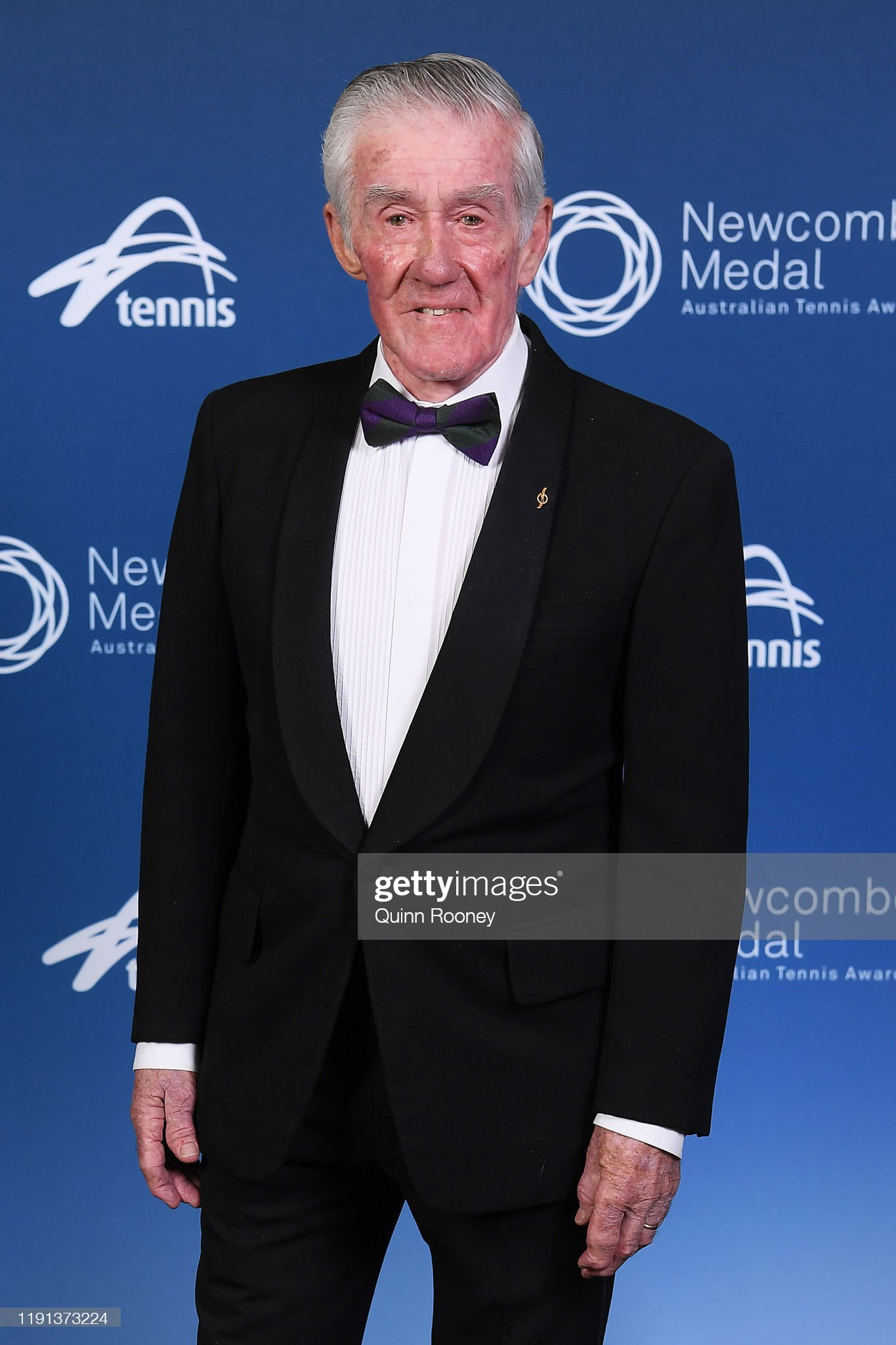 2020 Newcombe Medal : News Photo