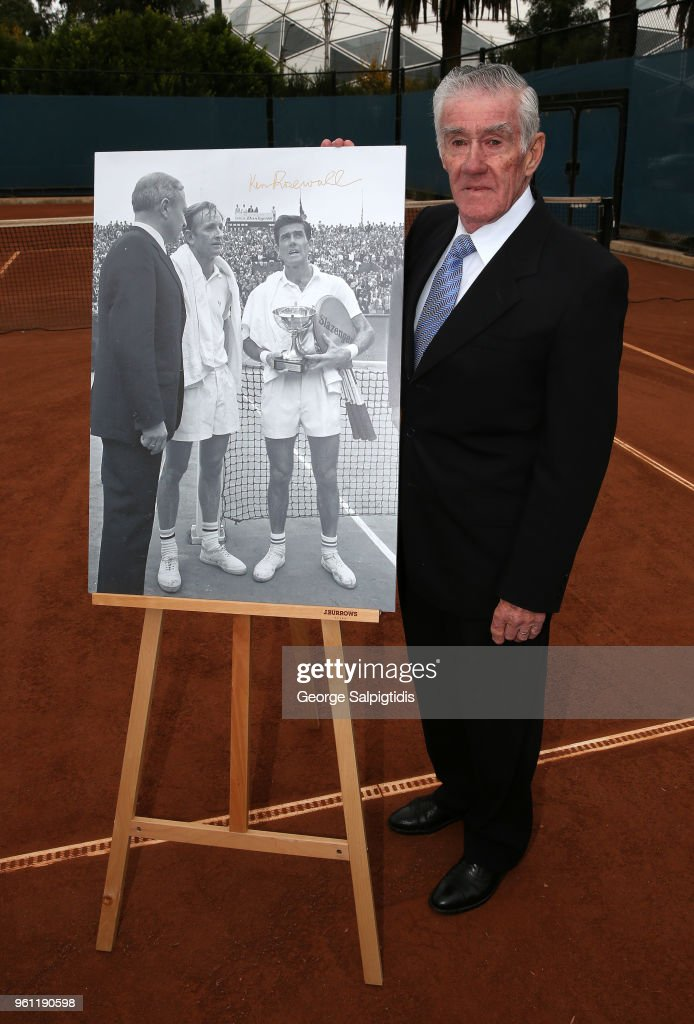Tennis Australia Media Opportunity : News Photo