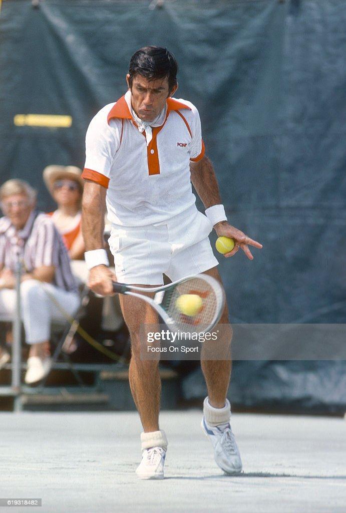 1977 US Open Tennis Championship : News Photo