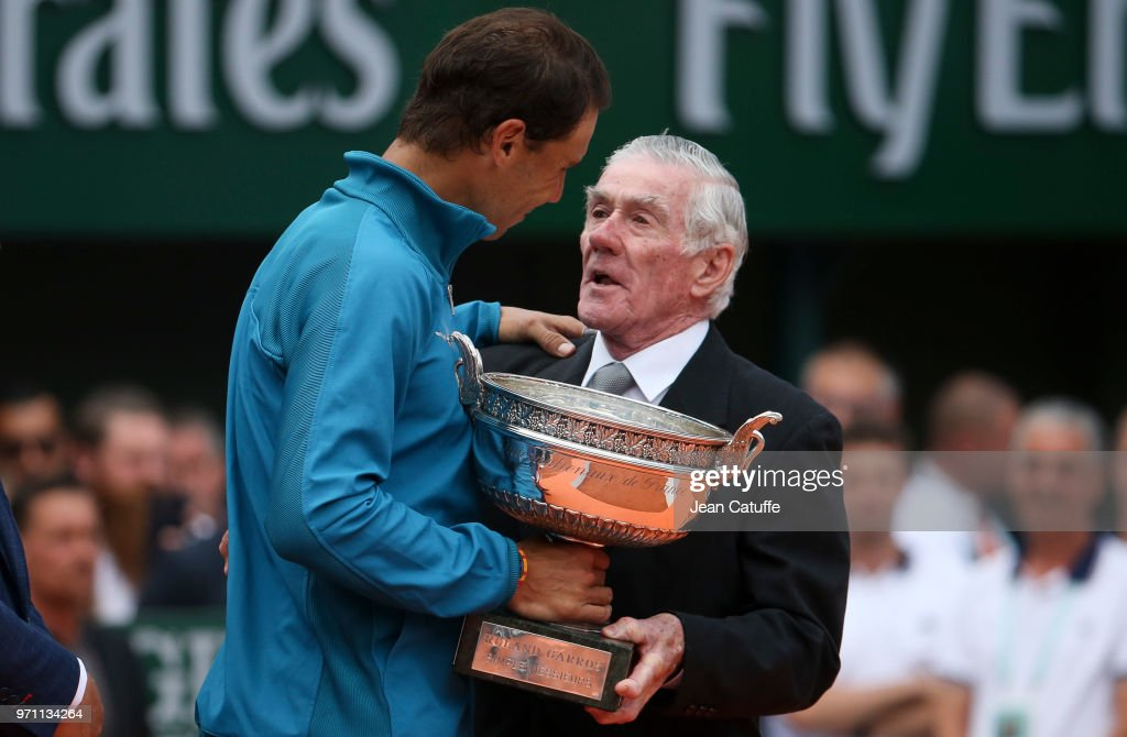 2018 French Open - Day Fifteen : News Photo