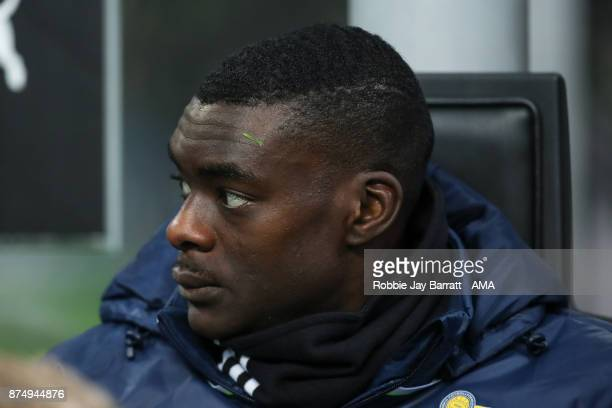 Ken Sema of Sweden during the FIFA 2018 World Cup Qualifier PlayOff Second Leg between Italy and Sweden at San Siro Stadium on November 13 2017 in...