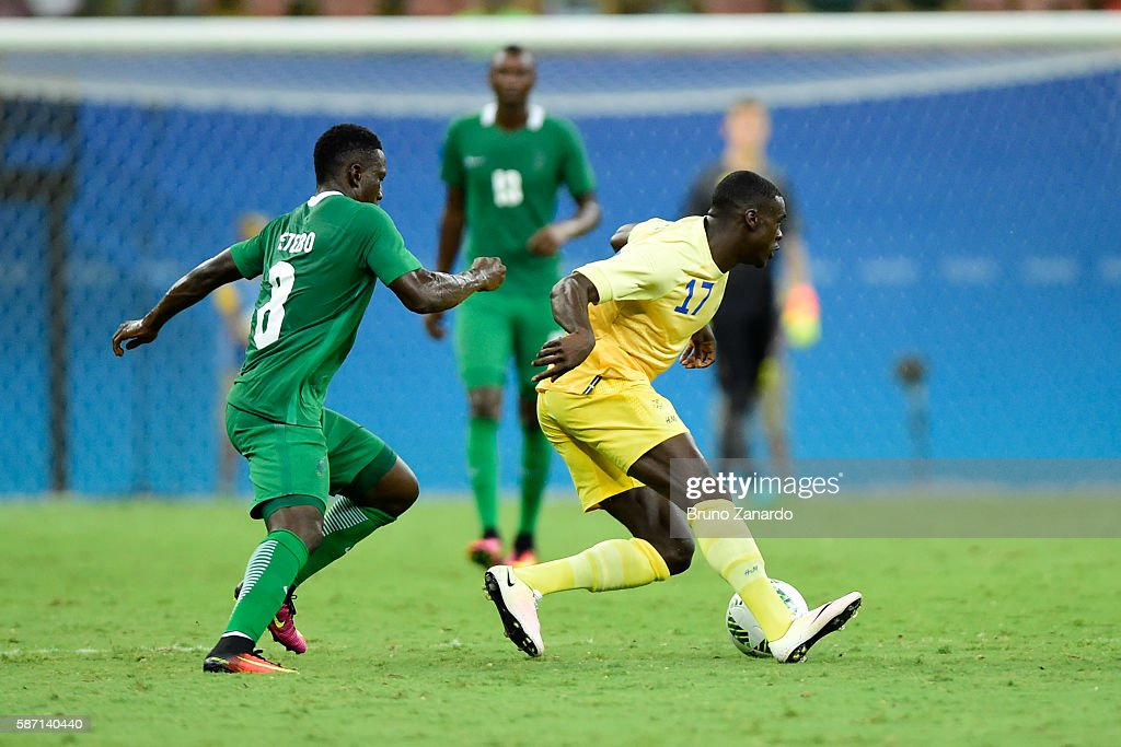 Sweden v Nigeria: Men's Football - Olympics: Day 2