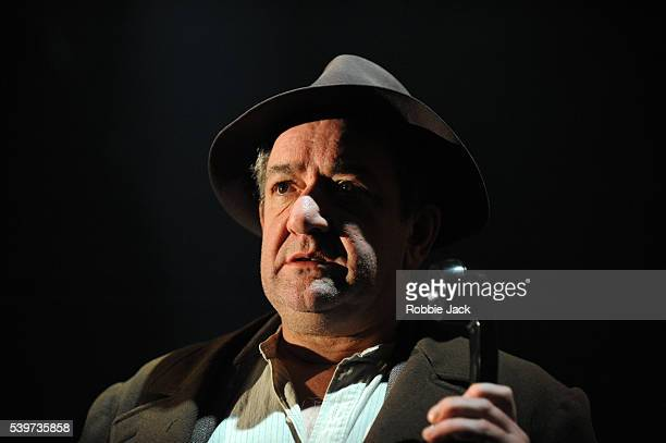 Ken Stott as Eddie in Arthur Miller's play A View From The Bridge directed by Lindsay Posner at the Duke of York's Theatre in London