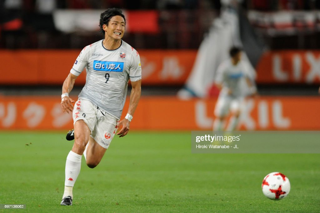 Kashima Antlers v Consadole Sapporo - J.League J1 : ニュース写真