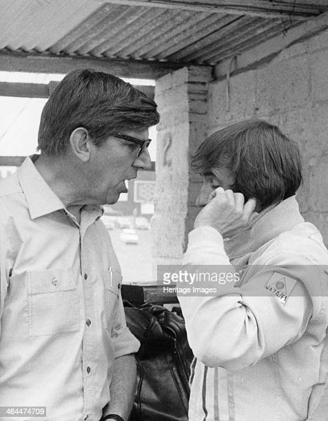 Ken Tyrrell and Jackie Stewart Tyrrell was a frontrunner in F3 throughout the 1950s In 1960 the Tyrrell Racing Organisation was established to run...