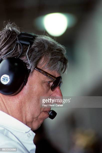 Ken Tyrrell Grand Prix of Germany Hockenheimring 29 July 1990