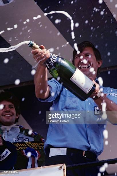 Ken Tyrrell Grand Prix of Great Britain Brands Hatch 20 July 1974