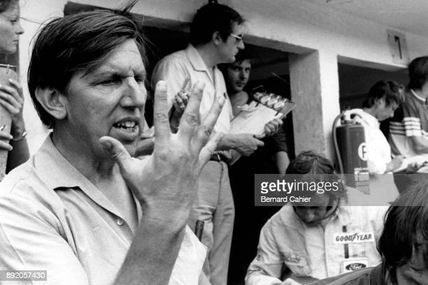 Ken Tyrrell Grand Prix of Italy Autodromo Nazionale Monza 09 September 1973