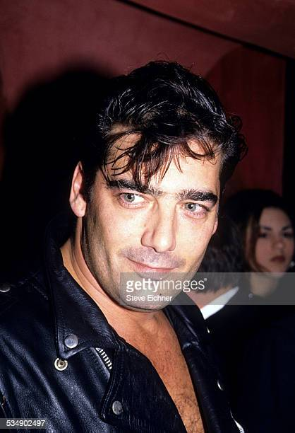 Ken Wahl at Iridium New York 1990s