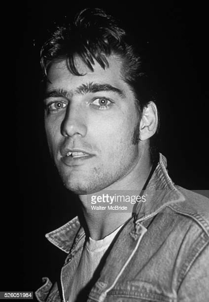 Ken Wahl pictured in New York City in 1980