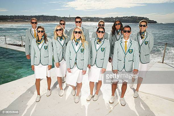 Ken Wallace, Jessica Fox, Annette Edmondson, Ed Jenkins, Kaarle McCulloch, Joshua Dunkley-Smith, Charlotte Caslick, Penny Taylor, Taliqua Clancy,...