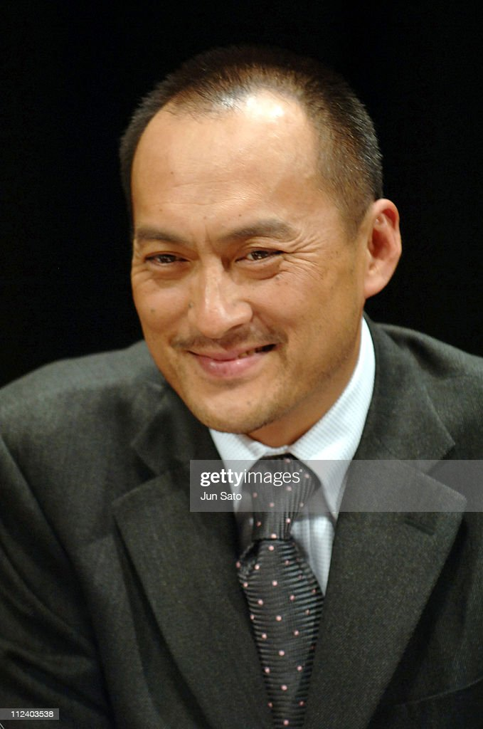 """Ken Watanabe Discusses his New Film """"Memories of Tomorrow"""" at the Medical Care"""