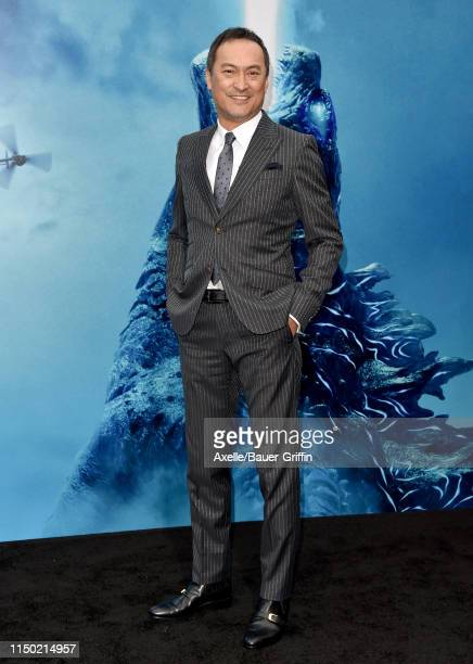 """Ken Watanabe attends the premiere of Warner Bros. Pictures and Legendary Pictures' """"Godzilla: King of the Monsters"""" at TCL Chinese Theatre on May 18,..."""