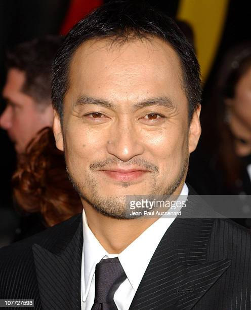 Ken Watanabe during 10th Annual Screen Actors Guild Awards Arrivals at Shrine Auditorium in Los Angeles California United States