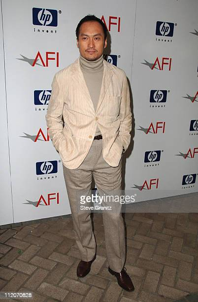 Ken Watanabe during 2007 AFI Awards Luncheon Arrivals at Four Seasons in Beverly Hills California United States