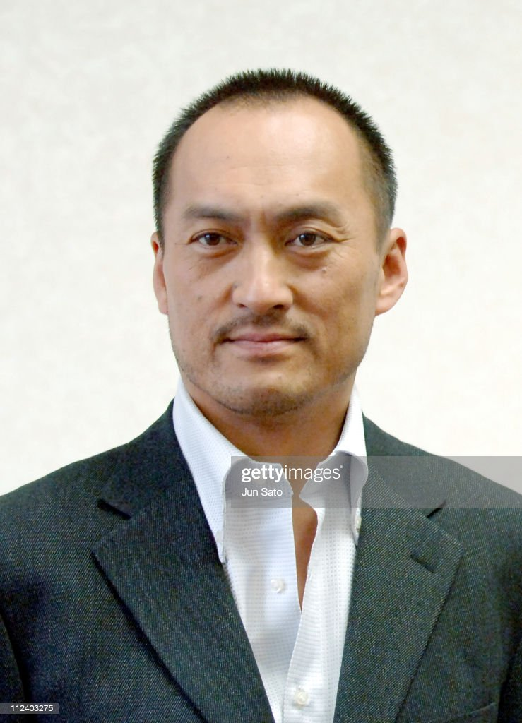 "Ken Watanabe in ""Memories of Tomorrow"" - Special Screening Presscall"