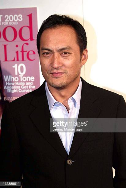 Ken Watanabe during Movieline's Hollywood Life's 3rd Annual 'Breakthrough of the Year' Award at The Highlands Club in Los Angeles California United...