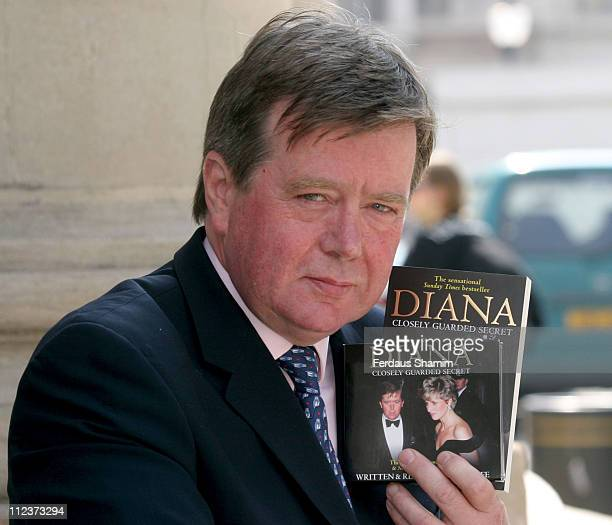Ken Wharfe In 1987 Inspector Ken Wharfe was appointed Personal Protection Officer to the Princess of Wales Diana trusted him with her innermost...