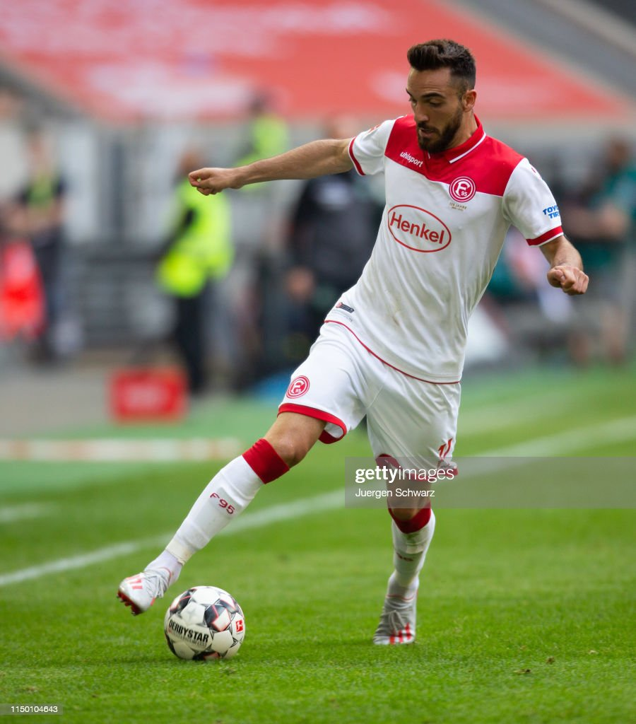 Fortuna Duesseldorf v Hannover 96 - Bundesliga : News Photo