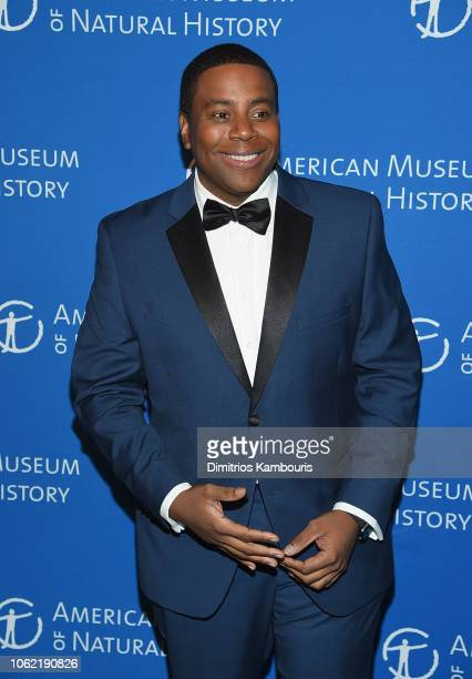 Kenan Thompson attends The American Museum Of Natural History 2018 Gala at American Museum of Natural History on November 15 2018 in New York City