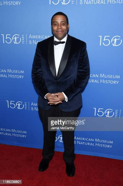 Kenan Thompson attends the American Museum Of Natural History 2019 Gala at the American Museum of Natural History on November 21 2019 in New York City