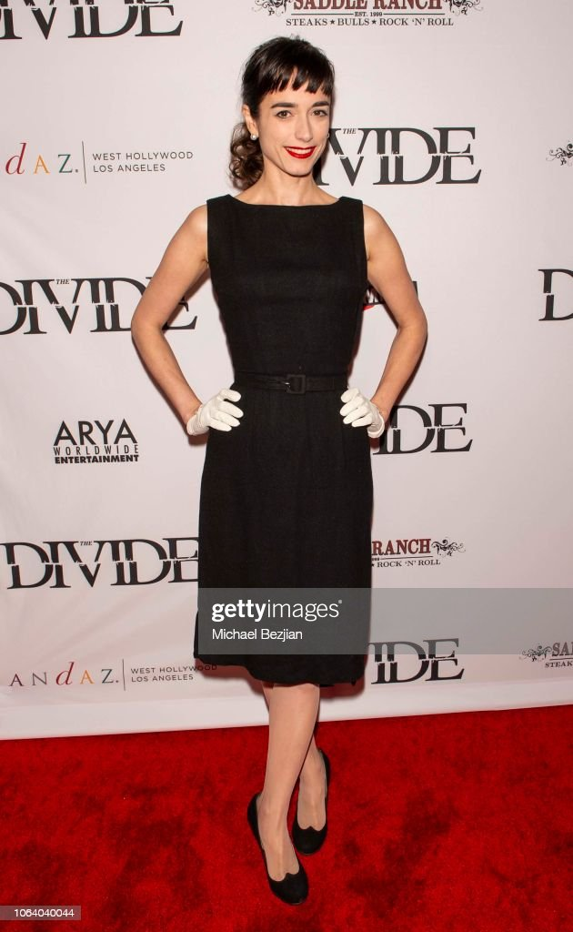 Los Angeles Premiere Of Perry King's The Divide At The Ahrya Fine Arts Theater : News Photo