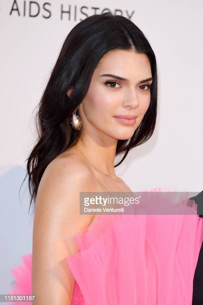 Kendal Jenner attends the amfAR Cannes Gala 2019 at Hotel du CapEdenRoc on May 23 2019 in Cap d'Antibes France