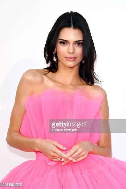 Kendal Jenner attends the amfAR Cannes Gala 2019 at Hotel du Cap-Eden-Roc on May 23, 2019 in Cap d'Antibes, France.