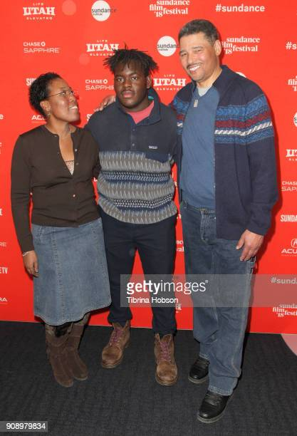Kendale McCoy and guests attend 'America To Me' during the 2018 Sundance Film Festival at The Ray on January 22 2018 in Park City Utah