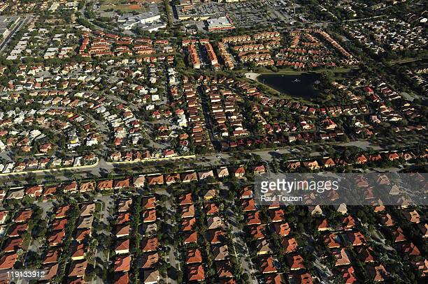 kendall, florida. - miami dade county stock photos and pictures