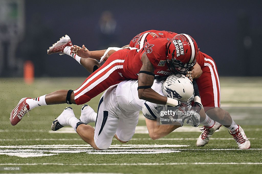 R&L Carriers New Orleans Bowl - Nevada v Louisiana Lafayette : News Photo