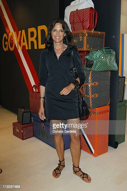 Kendall Conrad attends Barneys New York And Vogue Lunch To Celebrate Goyard Hosted By Amanda Brooks And Lawren Howell at Barneys New York Beverly...
