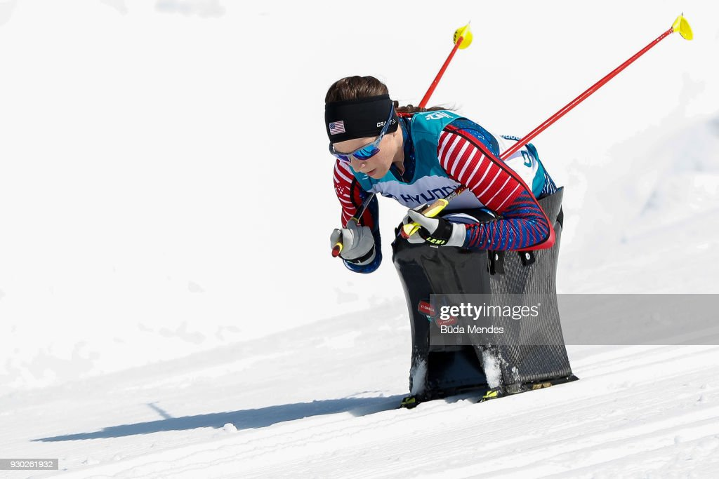 2018 Paralympic Winter Games - Day -2 : Photo d'actualité