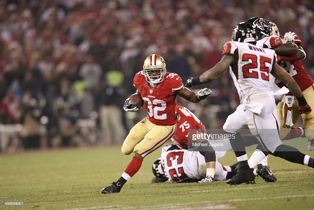 Atlanta Falcons v San Francisco 49ers